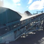 stacking conveyor
