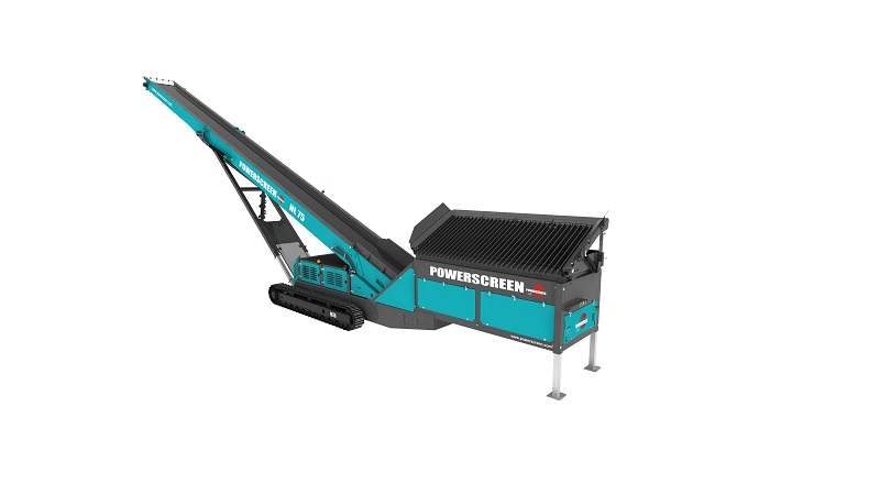 tracked conveyor